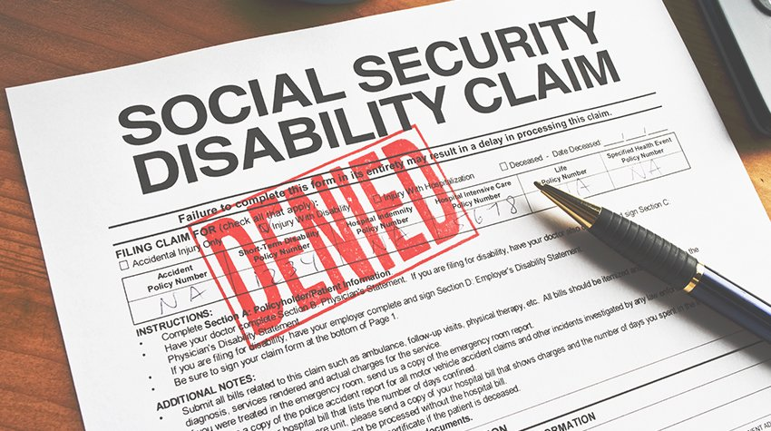 Social security disability appeals process North Carolina