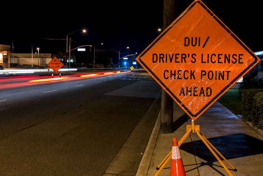 24033148 - a dui check point in anaheim, ca
