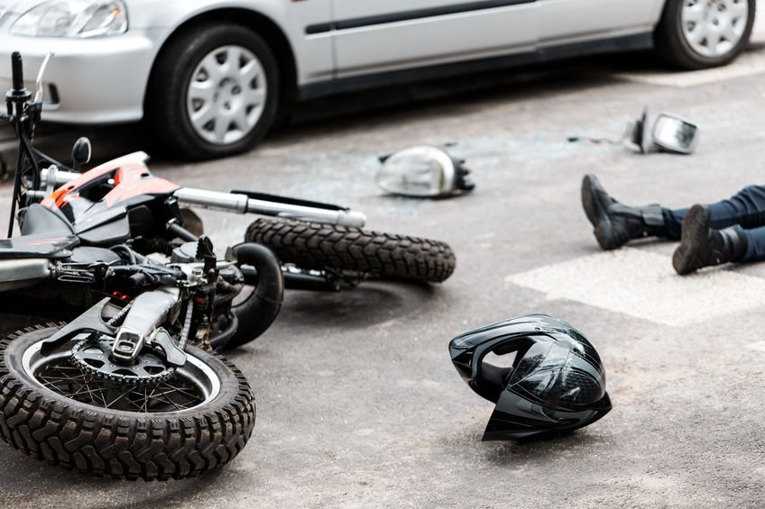8 Steps to Take After a Motorcycle Accident